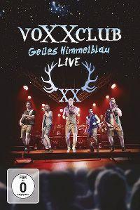 Cover VoXXclub - Geiles Himmelblau - Live [DVD]